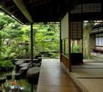j'aime les maisons et jardins Japonais, sa me détent.