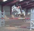 J'aime cett' photo =P. Mon poney ♥