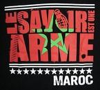 Le Savoir est une arme Version MAROC (L)