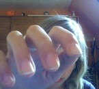 Mes ongles ! lol (jsavai pa quoi faire)
