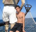 c moi au bateau pirate