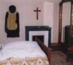 chambre de l'abbé Saunière
