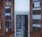 bibliotèque dans la tour