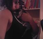 mOi & le chat de julie