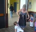 ma fille avec ca mamie