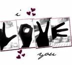 je t'aime loic