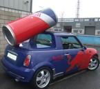red mini cola