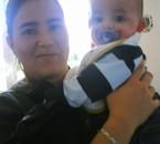 moi et mon filleul noah