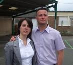ma cousine Aurélie et son homme Nicolas