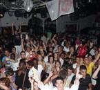 La grande salle du B-club