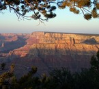 Large canyons in USA * _ * A pure wonder ^ ^.