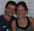 mon épouse et moi!!^^