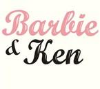 Barbie & Ken ( L )