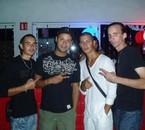 Manik, El Matador, Rital Thugg et Lacrymo