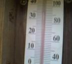 de la chaleur