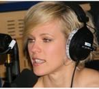 Lorie à la radio