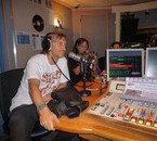 David Guetta sur FUN radio (2 septembre 2009)