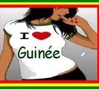 i love guinée