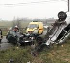Grave accident à Frasnes-Lez-Buissenal ,le 24 mars 2007