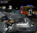 Accident à Le Roux , le 4 mai 2009