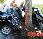 Accident mortel dans la région de Quiévrain , le 15-08-08