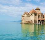 Chateau de Chillon/ La Rivièra/ Vaud/ © 2009