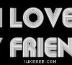 je vs aime mes amis surtt certains