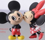 MiiCkey and MiiNiiE Mouse x)