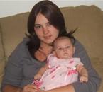 Océanne et sa mere