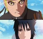 Sasuke et Naruto *........* Super *µ*