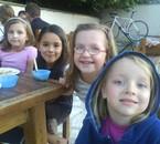 Mes o4 Niéces : Cassandra, Morgane, Océane && Kelly  :)