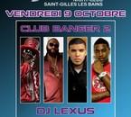 LE 9 OCOTBRE 2009 AU SAFARI DJ LEXUS DJ NOOX