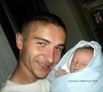 mon fils matthias et moi