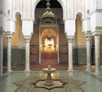The palac of last Moroccan king Mouly Ismail