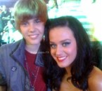 Justin and Katy Perry