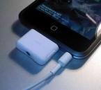 c le iphone 3g de mon papouné
