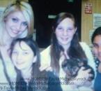 Taylor et ses fans.