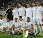 L'équipe nationale  Algerienne