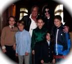 michael et sa famille