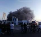 incendie ford lanester