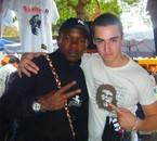 Moi et Malik Bledoss du ghetto fab