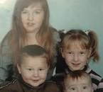 mes 4 petits ange en 2007