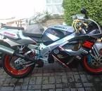 la moto a mon homme