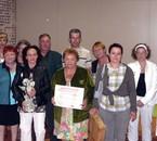 réception maisons fleuries 2009