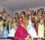 podium mini miss 2009