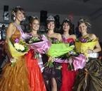 podium MISS HAMES BOUCRES 2010