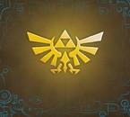 la Triforce (emblème de Zelda)