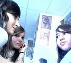 Anaelle; Eloïse;Melyna & moi