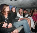 dans la limousine