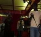 hermy Mabila lors de la balance au casino croisette